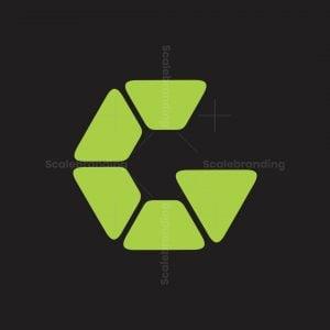 G Hexagonal Logo