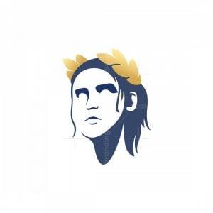 Greek Lady Logo