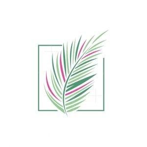 Green Palm Logo