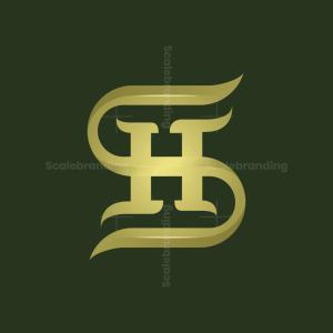 H S Stylish Logo
