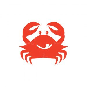 Happy Crab Logo