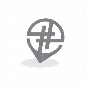 Hastag Your Location Logo