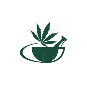 Herbal Cannabis Logo