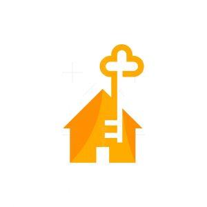 Home Key Logo