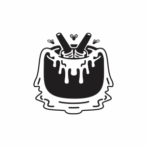 Honey Bee Jar Logo