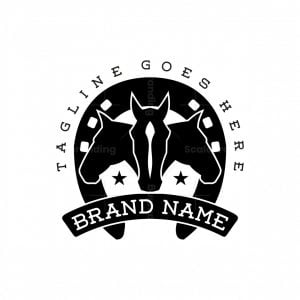 Horse Farm Logo