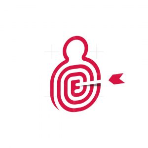 Human Target Logo