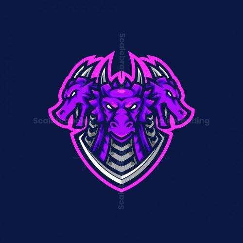 Hydra Esport Mascot Logo