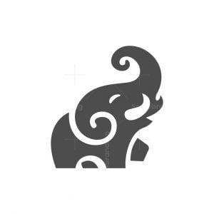 Iconic Elephant Logo