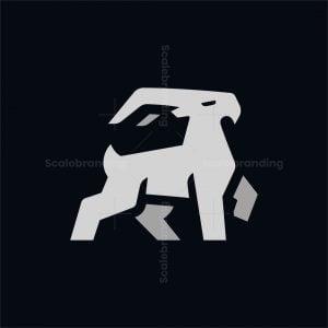 Iconic Goat Logo