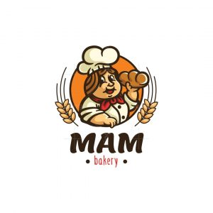 Mam Bakery Logo – Bakery And Cake
