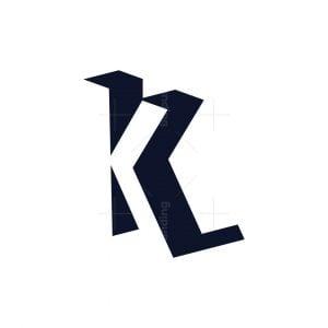 Kl Monogram Logo