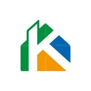 Keen Home Letter K Logo