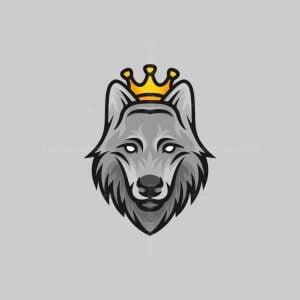 King Wolf Logo