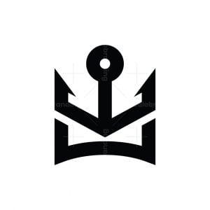 Anchor King Logo