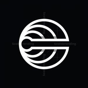 Letter C Circle Logo