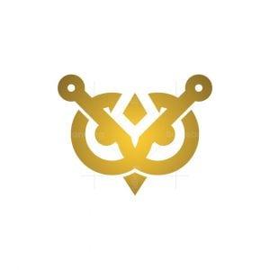 Owl Hooks Logo