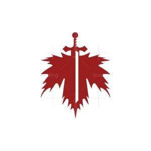 Maple Sword Logo