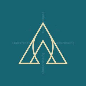 Letter A Luxury Logo