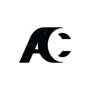 Modern Ac Stylish Logo
