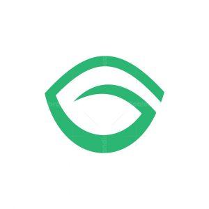 Letter G Green Logo