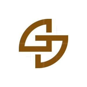 Letter Gd Logo