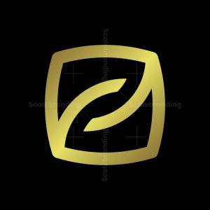 Letter Z Square Logo