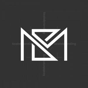 Letteremark M B Logo