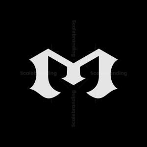 Letter M U Logo