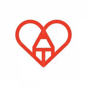 Love Drawing Logo