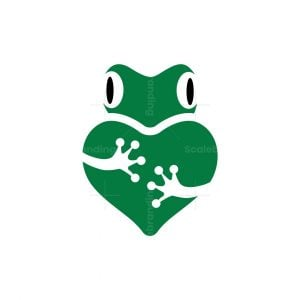 Love Frog Logo