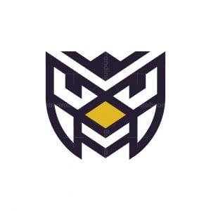 Majestic M Eagle Logo