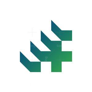 Medical Ladder Logo