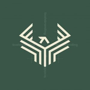 Monoline Phoenix Logo