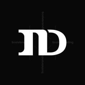 Nd Monogram Logo