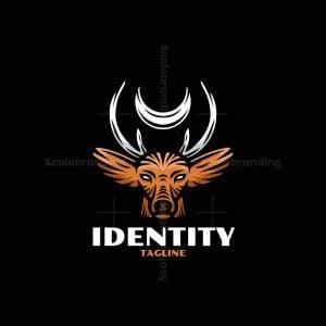 Moon Deer Logo