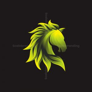 Horse Nature Logo