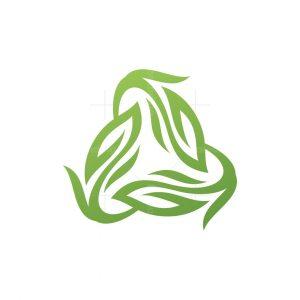 Nature Leaves Logo