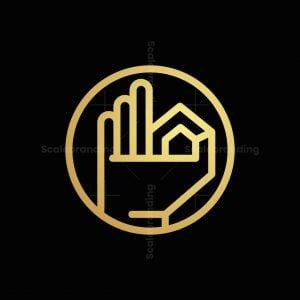 Ok Home Logo
