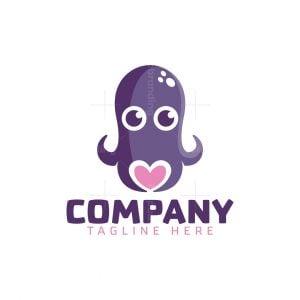 Octopus Love Logo
