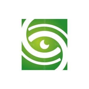 Eye Tech Square Logo