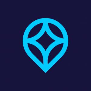 Pin Star Logo