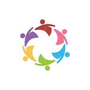 People Colour Logo