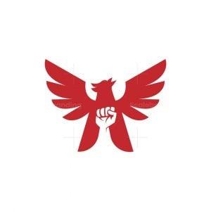 Phoenix Fight Logo