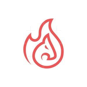 Phoenix Flame Logo