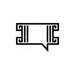 Pillar Chat Logo