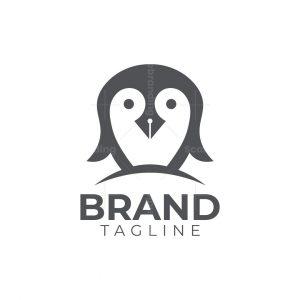Pen Penguin Logo