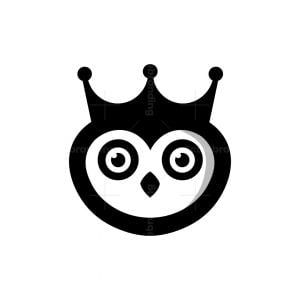 Queen Owl Logo