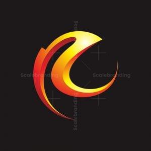 R Letter 3d Logo