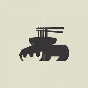 War Ramen Logo